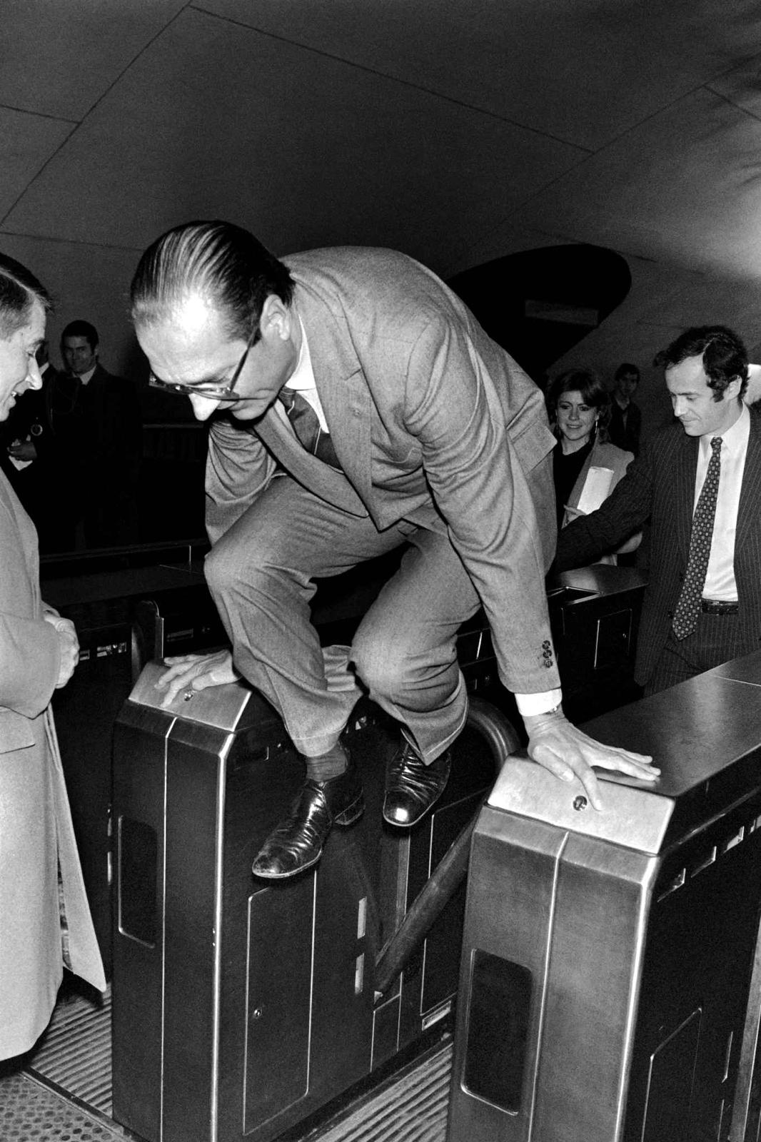 Disparition de Jacques Chirac