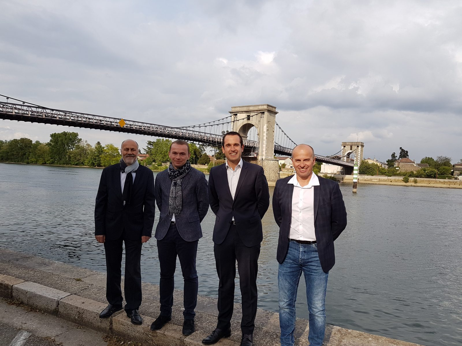 Améliorer le franchissement du Rhône entre l'Ardèche et la Drôme