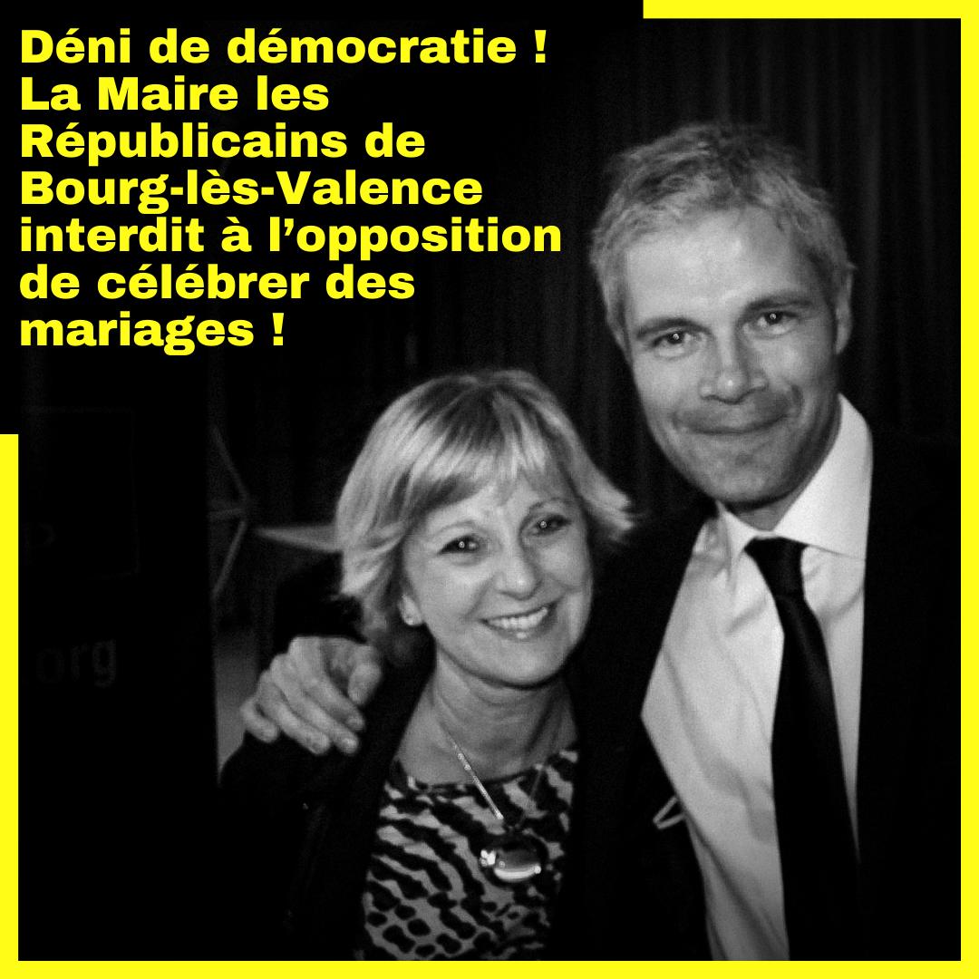 Décision de Marlène Mourier : j'appelle les Républicains à réagir !