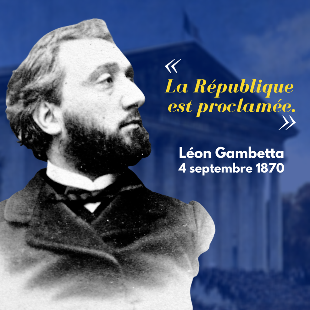 Gambetta IIIe République