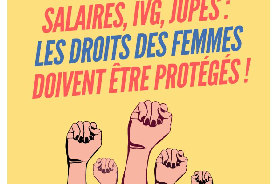 Les femmes sont libres dans ce pays !