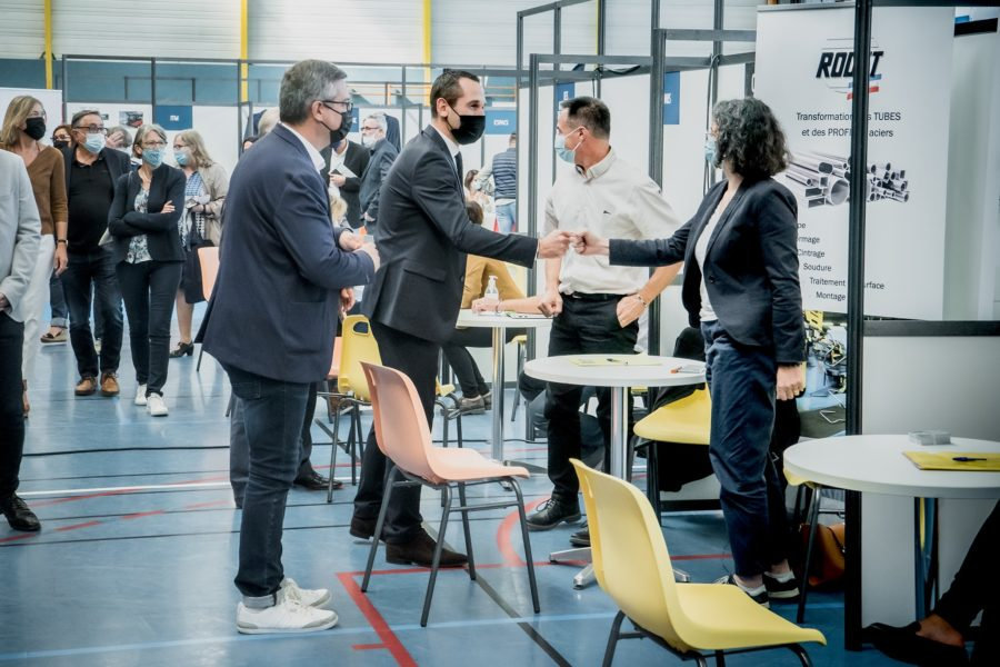 Retour sur le Forum de l'Emploi Porte de DrômArdèche 2021